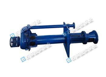 SP液下渣浆泵的结构特点